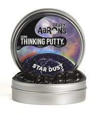 Crazy Aarons Thinking Putty: Star Dust