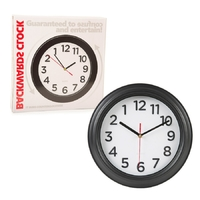 Backwards Clock - Novelty Clock