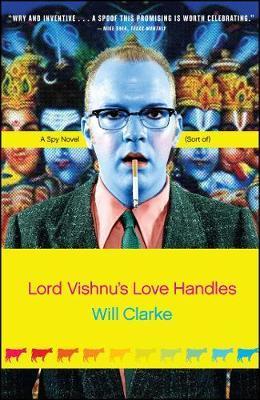 Lord Vishnu's Love Handles by Will Clarke