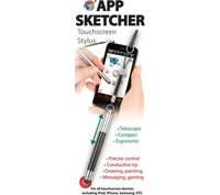 Mayhem Telescopic App Writer - Black image