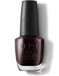 OPI Nail Lacquer - Midnight In Moscow (15ml)