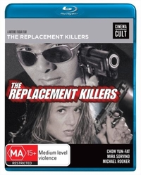 The Replacement Killers on Blu-ray