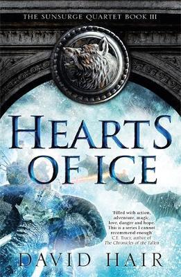 Hearts of Ice by David Hair