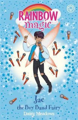 Rainbow Magic: Jae the Boy Band Fairy by Daisy Meadows image