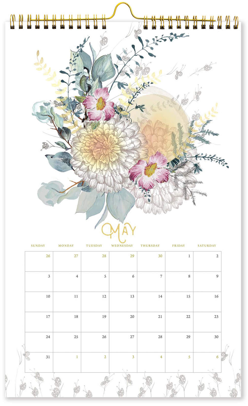 Papaya: 2020 Wall Calendar - Rare Species image
