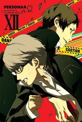 Persona 4 Volume 12 by Atlus