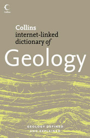 Collins Internet-linked Dictionary of Geology by J. MacDonald image