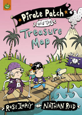 Pirate Patch and the Treasure Map by Rose Impey image