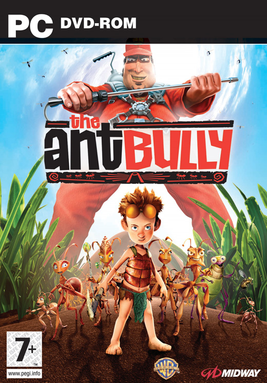 The Ant Bully for PC Games image