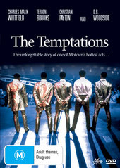 The Temptations on DVD