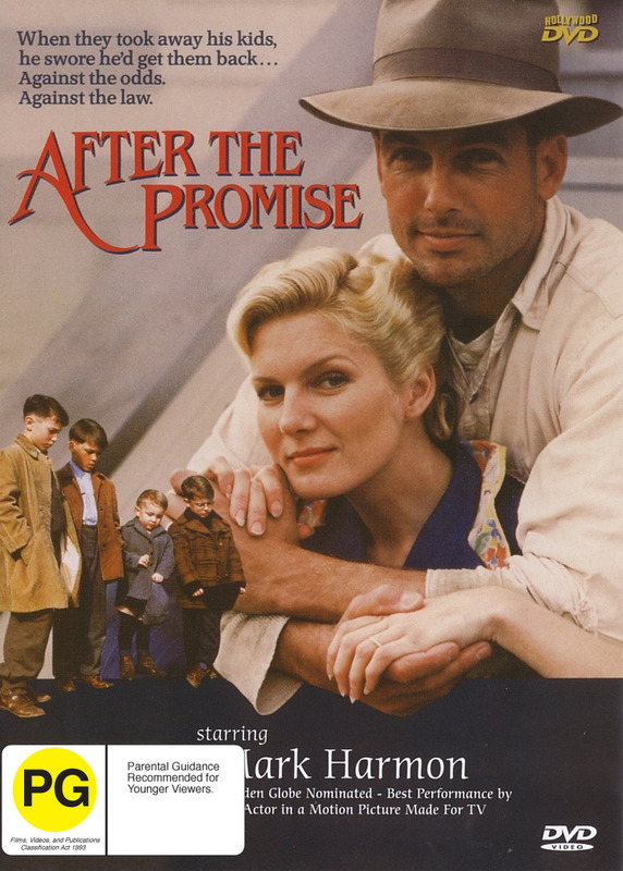 After the Promise on DVD