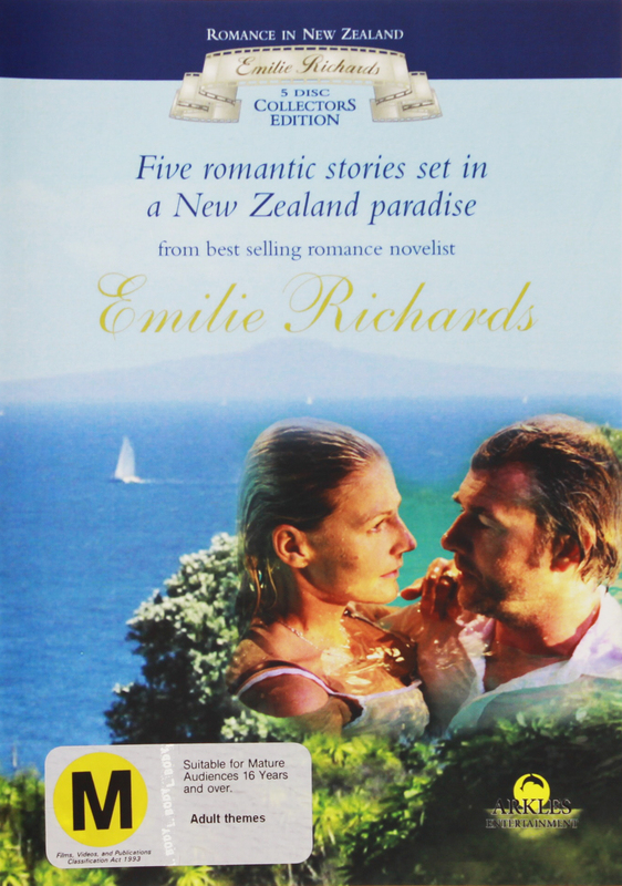 Romance in New Zealand on DVD