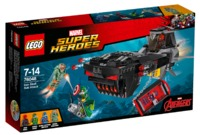 LEGO Super Heroes - Iron Skull Sub Attack (76048)