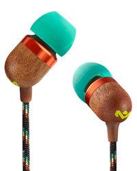 House of Marley Smile Jamaica In-Ear Headphones (Rasta)