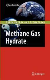 Methane Gas Hydrate by Ayhan Demirbas image