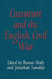 Literature and the English Civil War image