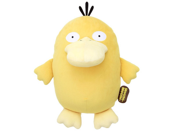Pokemon: Psyduck Mochi-Mochi - Stuffed Toy image