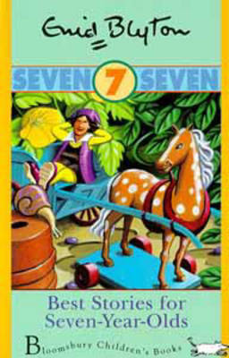 Best Stories for Seven Year Olds by Enid Blyton image