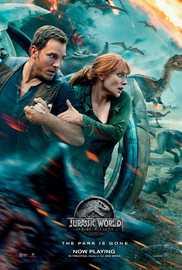 Jurassic World: Fallen Kingdom on Blu-ray, DC