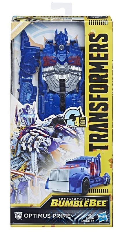 Transformers: Titan Changers - Optimus Prime