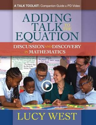 Adding Talk to the Equation (Paperback Online Video) by Lucy West image