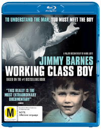 Working Class Boy (Jimmy Barnes) on Blu-ray