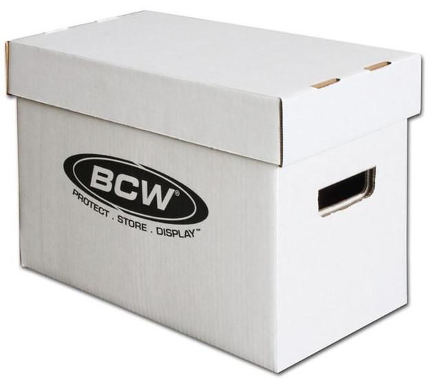 BCW: Comic Storage Box - Short
