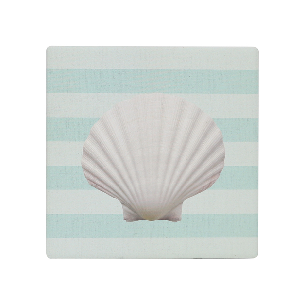 Splosh: Coastal Blue Ceramic Coaster