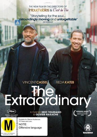 The Extraordinary on DVD