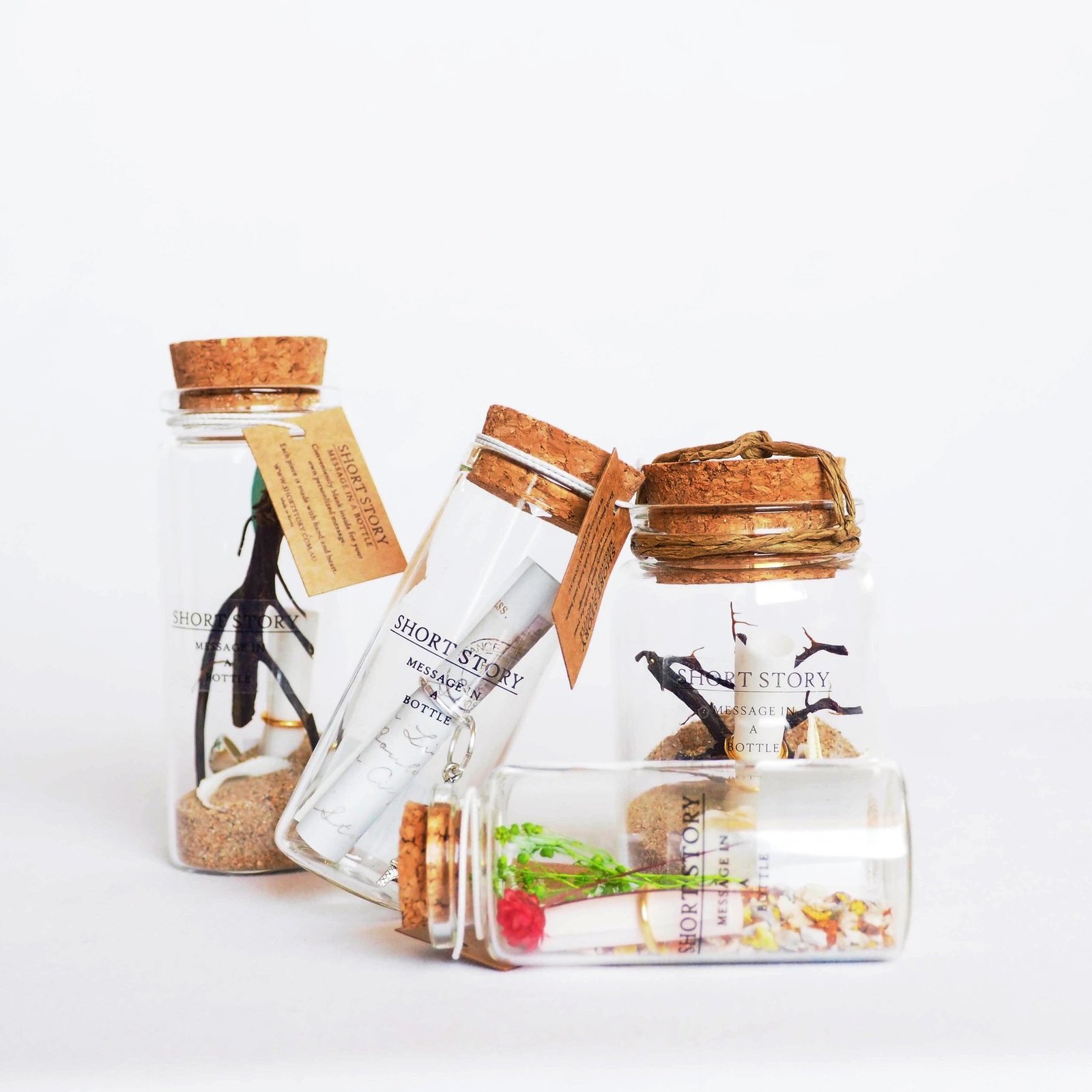 Short Story: Let's Go Fishing - Message in a Bottle image