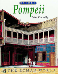 Pompeii by Peter Connolly image