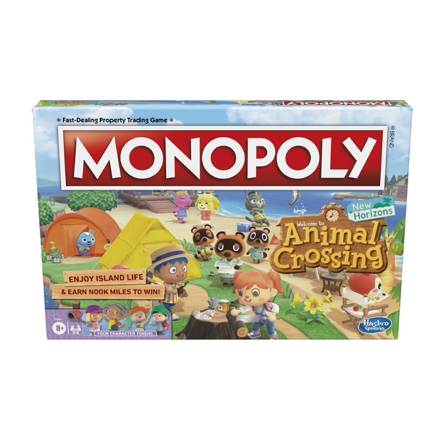 Monopoly: Animal Crossing