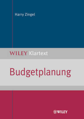 Budgetplanung by Harry Zingel