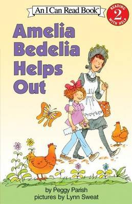 Amelia Bedelia Helps Out by Peggy Parish image