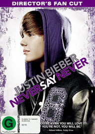 Justin Bieber: Never Say Never - Director's Fan Cut on