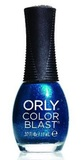 Orly Color Blast Gloss Glitter Nail Color - Royal (11ml)
