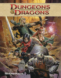 Dungeons & Dragons Volume 1: Shadowplague TP by John Rogers