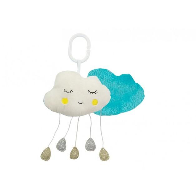 Plush Cloud - Musical - Blue