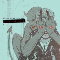 Villains [Alternative Indie Cover] (2LP) by Queens of the Stone Age