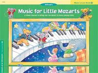 Music for Little Mozarts Music Lesson Book, Bk 2 by Christine H Barden