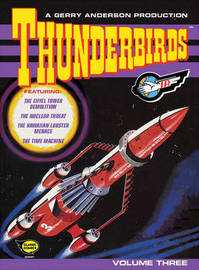 Thunderbirds: Comic Volume Three