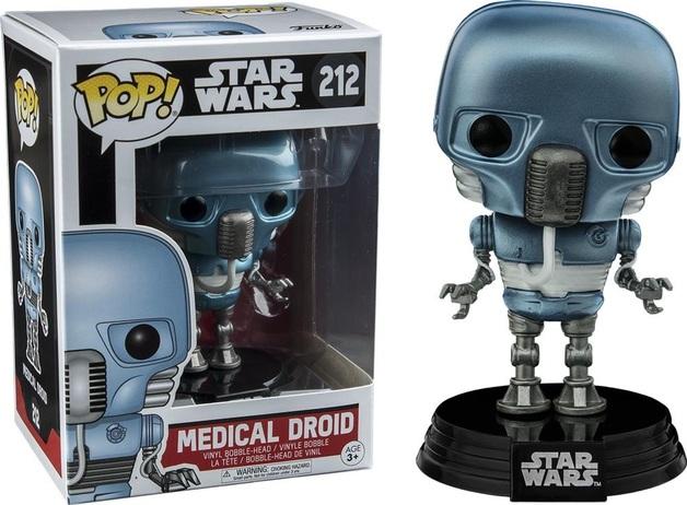 Star Wars - Medical Droid Pop! Vinyl Figure