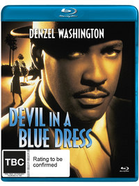 Devil in a Blue Dress on Blu-ray