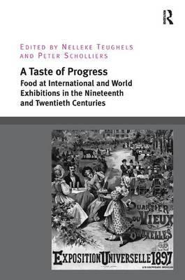 A Taste of Progress by Nelleke Teughels image