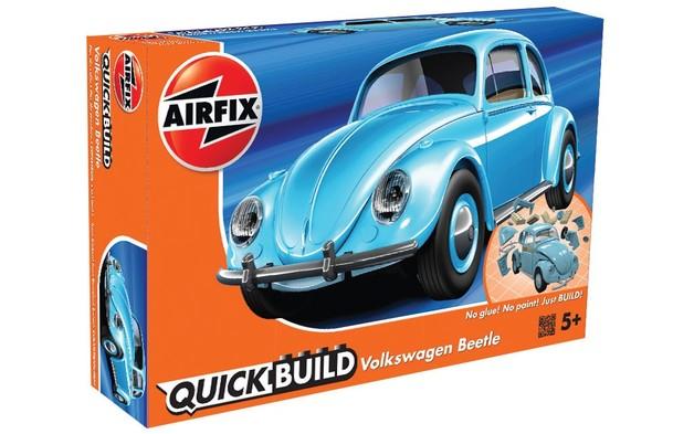 Airfix Quickbuild VW Beetle Scale Model Kit