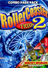 Rollercoaster Tycoon 2 Combo Pack for PC Games