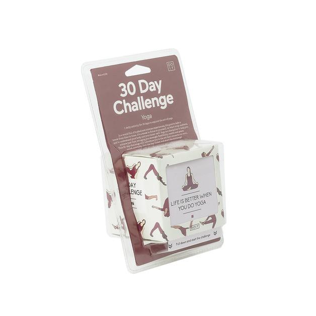 Doiy: 30 Day Challenge - Yoga