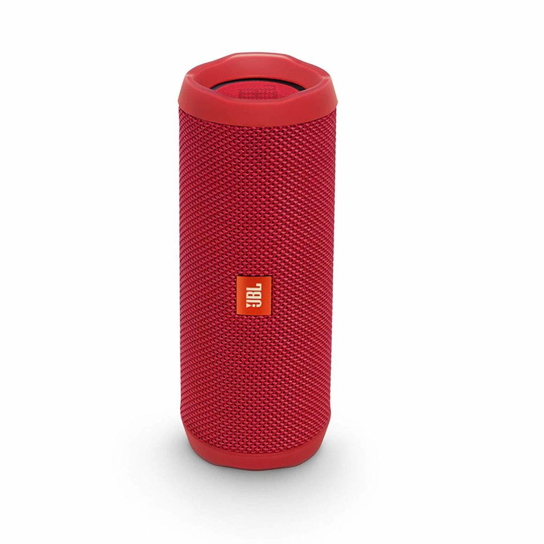 JBL Flip 4 Speaker Bluetooth Speaker - Red image