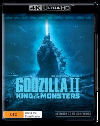 Godzilla: King of the Monsters (4K UHD + Blu-ray) on Blu-ray, UHD Blu-ray