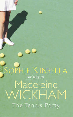 The Tennis Party by Madeleine Wickham image